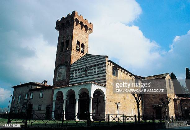 St Paul's Parish Church , Capannori, Tuscany, Italy.