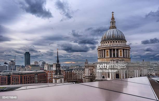 St Pauls viewpoint London
