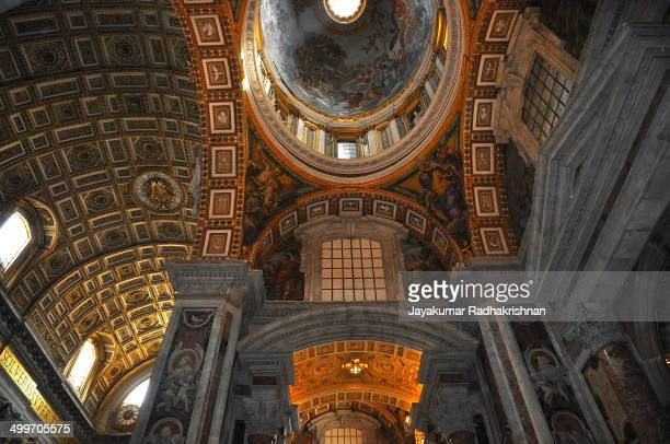 CONTENT] St Peters Basilica is a Renaissance church located in Vatican City St Peters is the most renowned work of Renaissance architecture and...