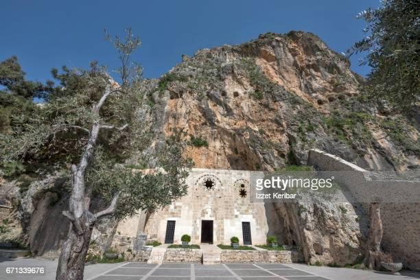 St Peter's church at Antakya, Hatay ,southeastern Turkey