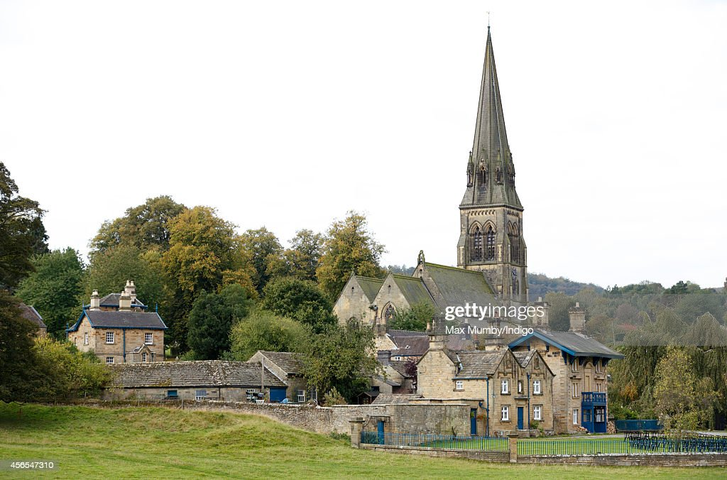 Funeral Of The Dowager Duchess of Devonshire : News Photo