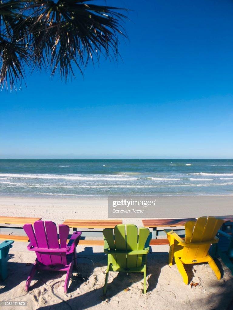 St Petersburg Florida Beach Scenes High