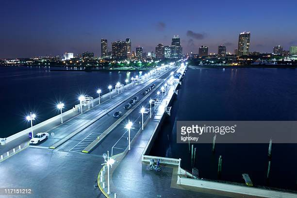 st petersburg florida - st. petersburg florida stock photos and pictures