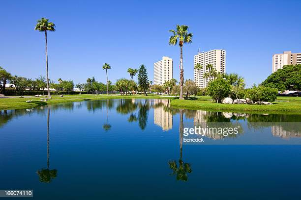 st. petersburg, florida, usa - st. petersburg florida stock photos and pictures