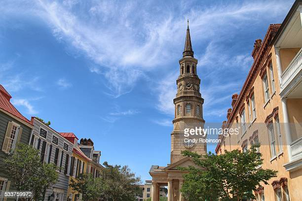 St Philip's Church, Charleston, SC