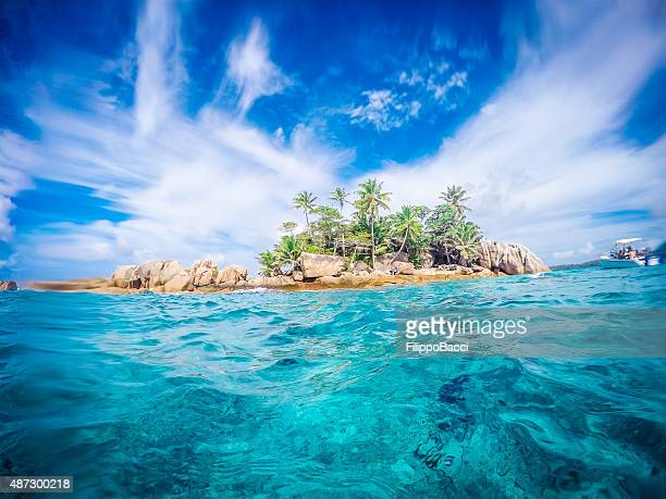 st pierre island - seychelles - seychelles stock pictures, royalty-free photos & images