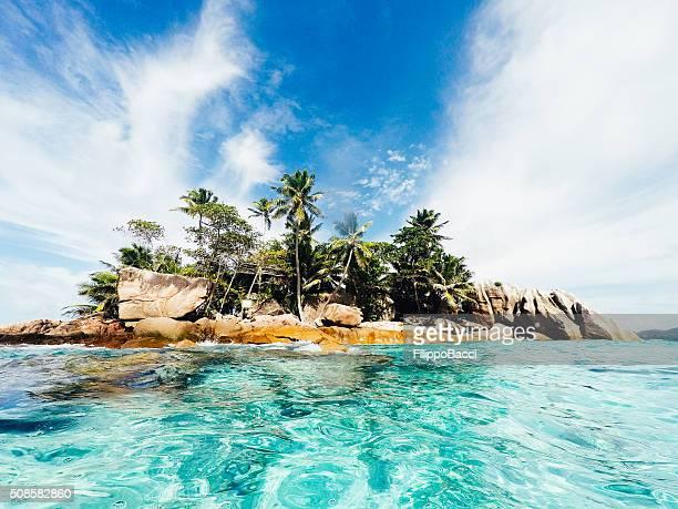 St Pierre Island, Seychelles
