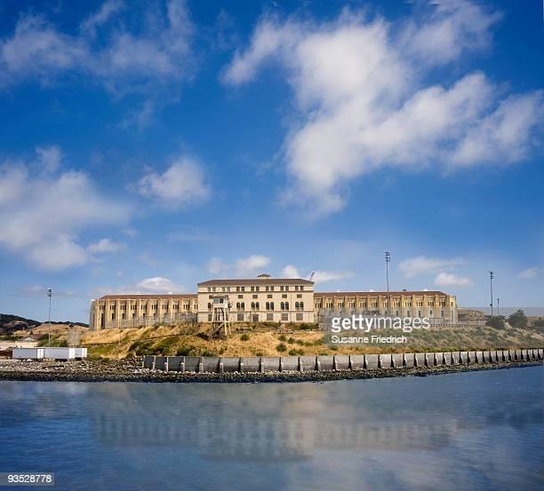 st. quentin prison - san quentin state prison stockfoto's en -beelden