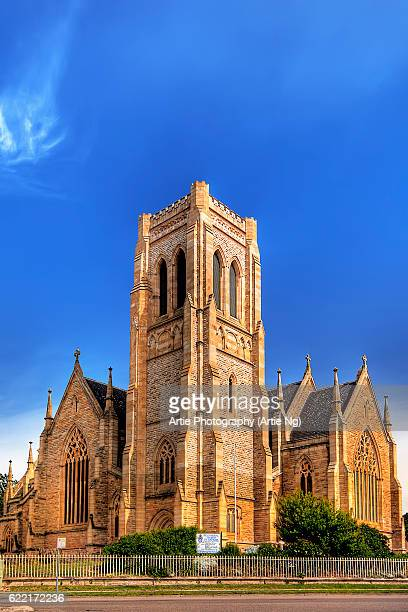 St Saviour's Cathedral in Goulburn, Australia