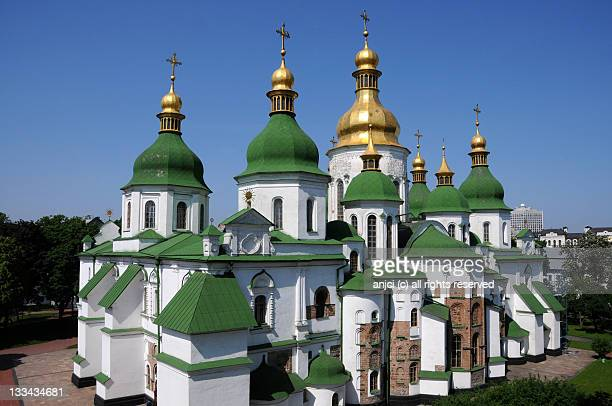 St. Sofia Cathedral in Kyiv, Ukraine