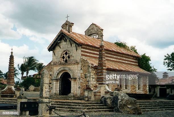 St. Stanislaus Church at Altos De Chavon, Dominican Republic