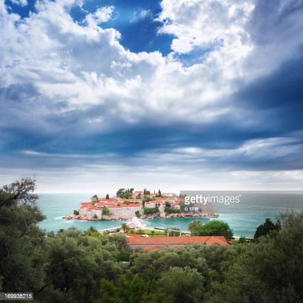 St. Stefan island