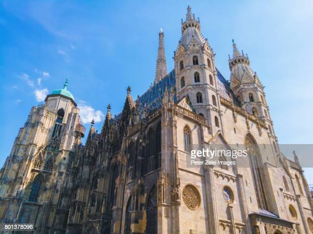 St. Stephen's Cathedral (Stephansdom) in Vienna, Austria