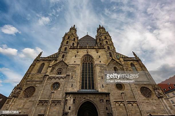 St. Stephen's Cathedral , Vienna , Austria