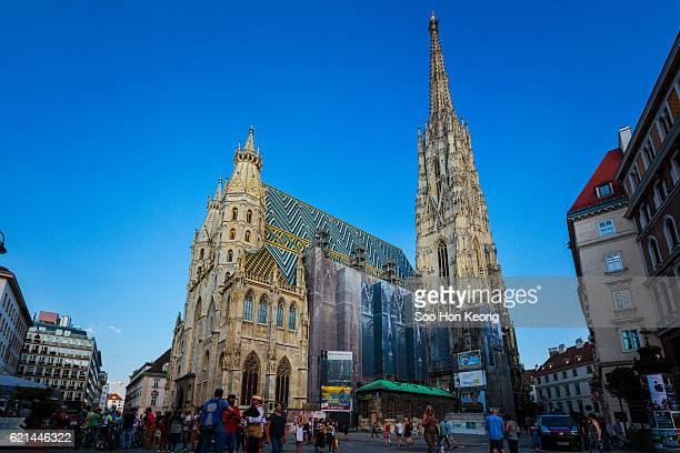 St. Stephen's Cathedralof Vienna, Austria