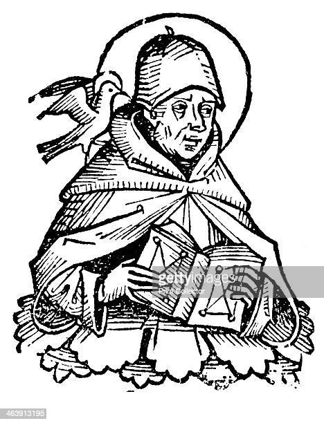 St Thomas Aquinas Italian philosopher and theologian Thomas Aquinas joined the Dominican order and studied under Albertus Magnus at Cologne He wrote...