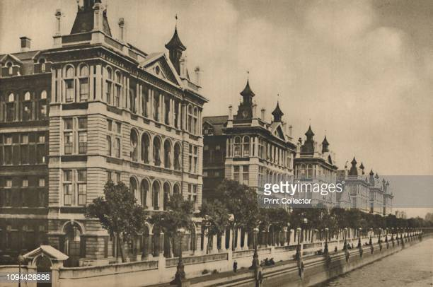 St. Thomas Hospital Removed from Southwark After Nearly 800 Years', circa 1935. One of London's largest hospital, St Thomas has been based in...