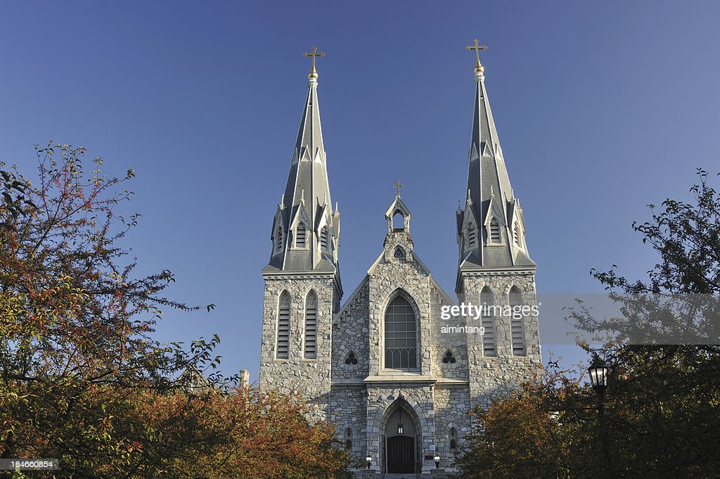 St Thomas Von Villanova Kapelle Stock Foto Getty Images