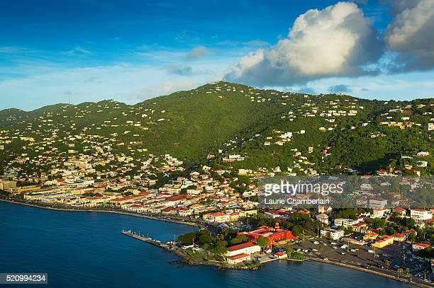 st. thomas, us virgin islands - paisajes de st thomas fotografías e imágenes de stock