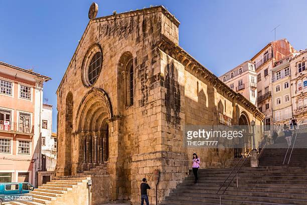 St Tiago church in Coimbra, Portugal
