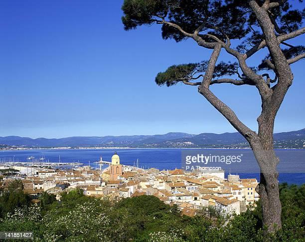 St Tropez, Cote D'Azur, France
