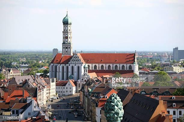 Sankt Ulrich's Abbey in Augsburg
