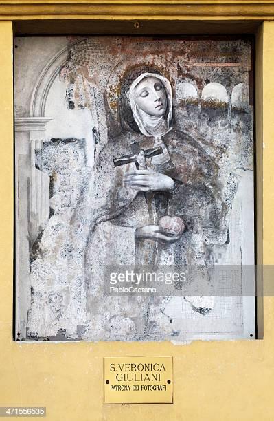 sainte véronique giuliani - sainte veronique photos et images de collection