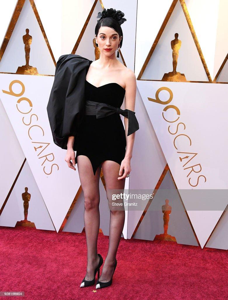90th Annual Academy Awards - Arrivals : Fotografía de noticias