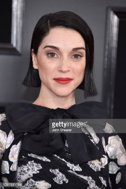 St Vincent attends the 61st Annual GRAMMY Awards at Staples Center on February 10 2019 in Los Angeles California