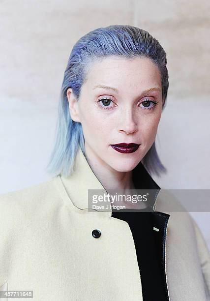 St Vincent attends the Xperia Access Q Awards at The Grosvenor House Hotel on October 22 2014 in London England