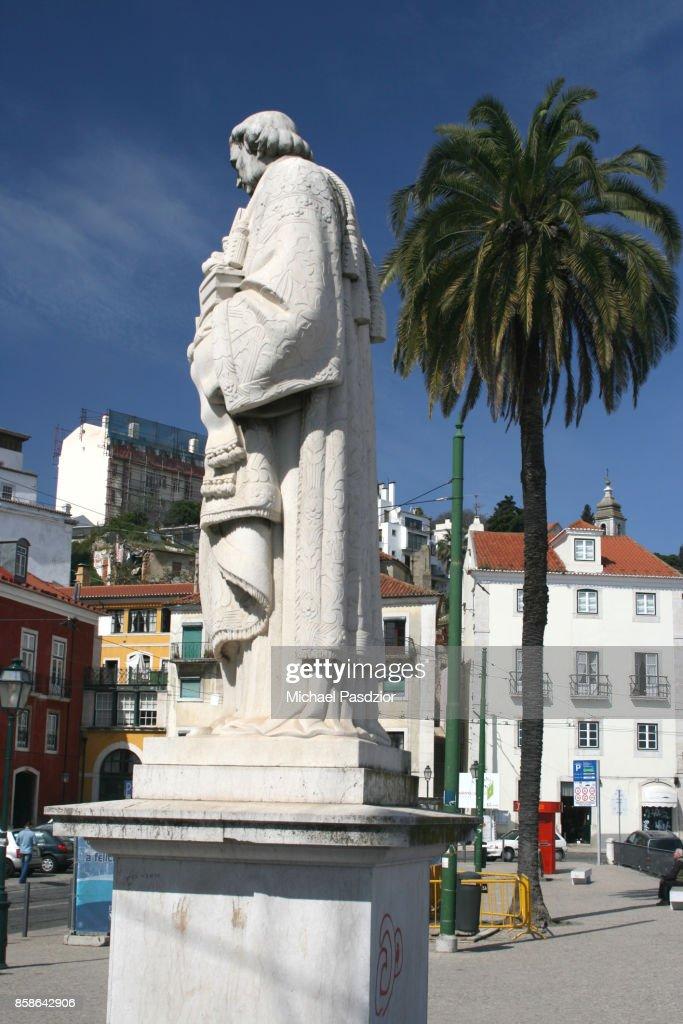 St. Vincent Statue : Stock-Foto