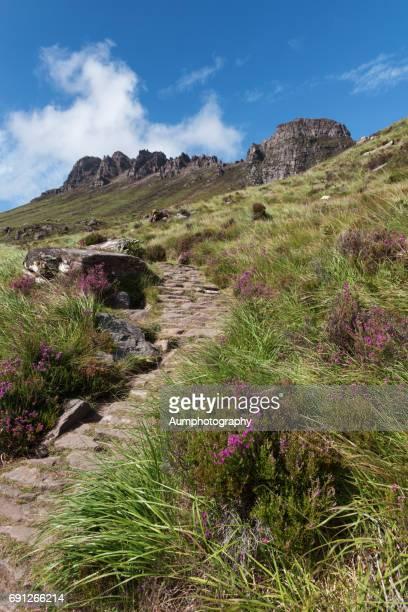 Stac Pollaidh, highland, Scotland.