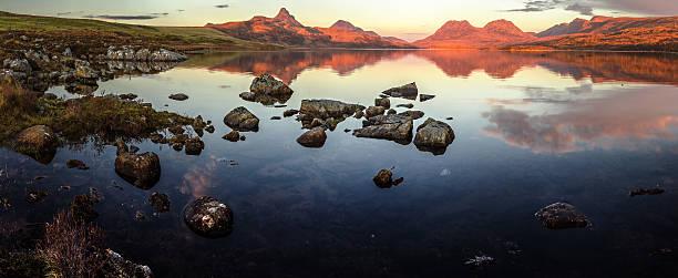 Stac Pollaidh Sunset