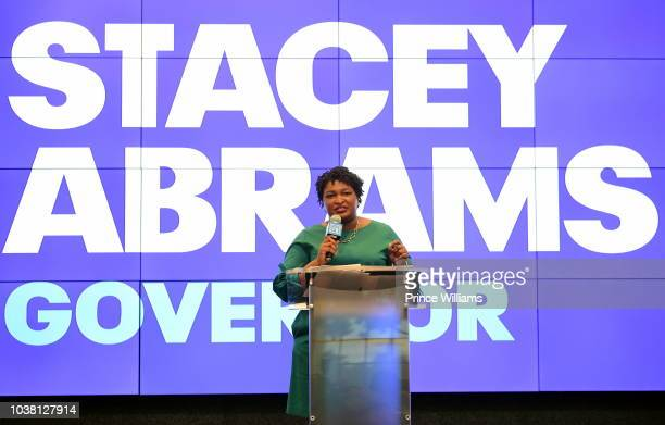 Image result for stacey abrams getty images