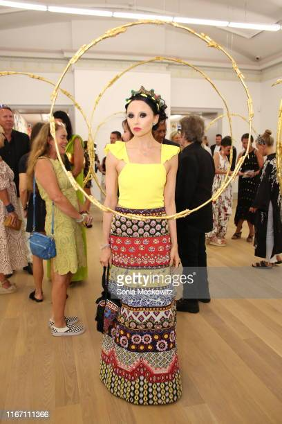Stacey Bendet at the Guild Hall Summer Gala on August 09, 2019 in East Hampton, New York.