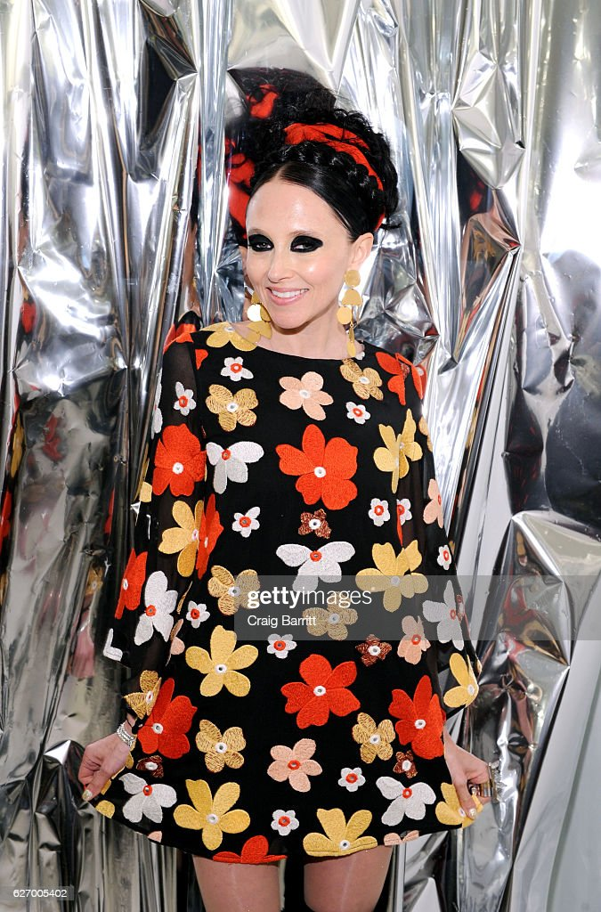 Stacey Bendet attends alice + olivia by Stacey Bendet x GOOD+ Foundation Toy Drive Kick-Off on November 30, 2016 in New York City.