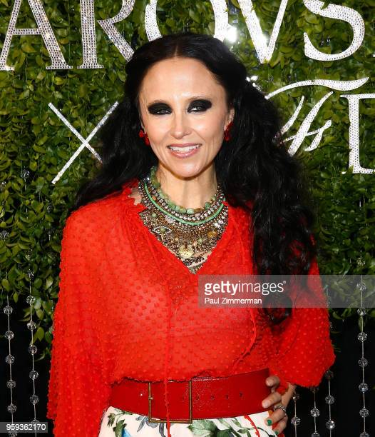 Stacey Bendet attends the 2018 CFDA Fashion Awards' Swarovski Award For Emerging Talent Nominee Cocktail Party at DUMBO House on May 16 2018 in New...