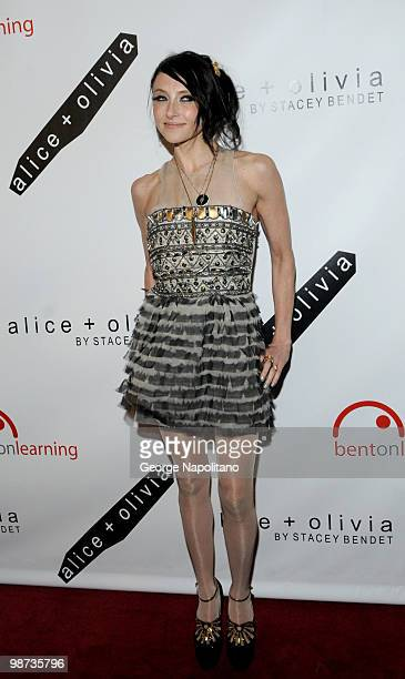 Stacey Bendet attends the 2nd Annual Bent on Learning Benefit at The Puck Building on April 28 2010 in New York City
