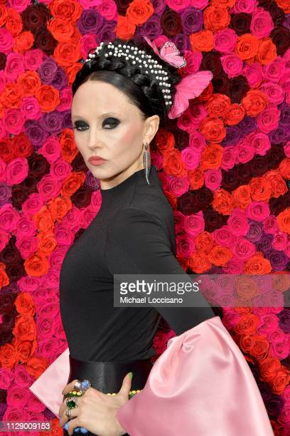 Stacey Bendet attends the Alice + Olivia By Stacey Bendet presentation during New York Fashion Week at The Angel Orensanz Foundation on February 11,...