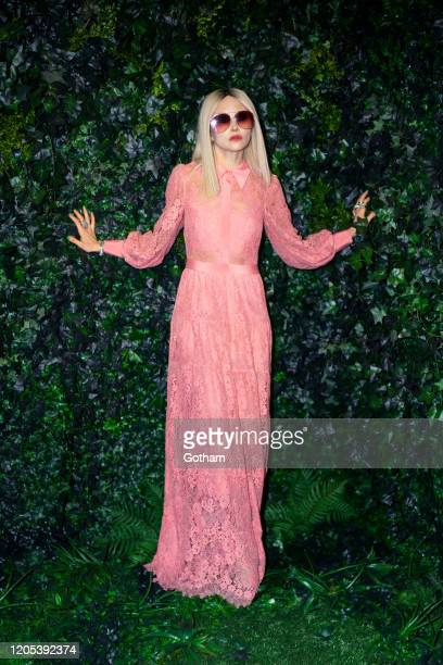 Stacey Bendet attends the Alice Olivia fashion show during New York Fashion Week The Shows at Highline Stages on February 10 2020 in New York City