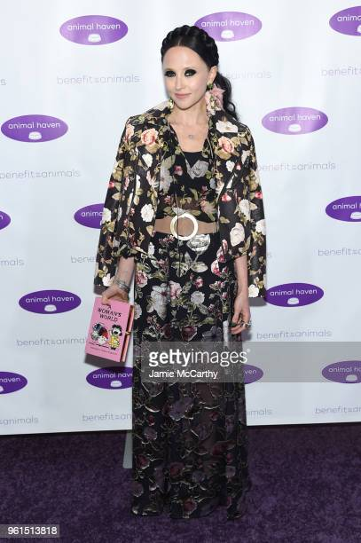 Stacey Bendet attends the Animal Haven Gala 2018 at Tribeca 360 on May 22 2018 in New York City