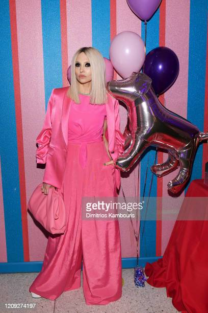 "Stacey Bendet attends the Dylan's Candy Bar ""Spread Sweetness"" Event on February 27, 2020 in New York City."