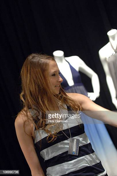 Stacey Bendet, designer during Olympus Fashion Week Spring 2007 - Alice + Olivia - Preview Day 2 at Alice Olivia in New York City, New York, United...