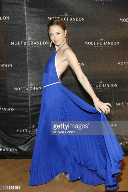 Stacey Bendet during Frederic Cumenal and Elizabeth Hurley Present the Moet Chandon Fabulous Fete at Liberty Island in New York Harbor New York...