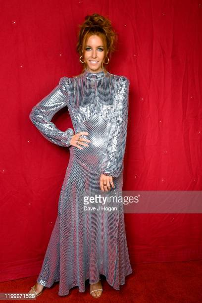 Stacey Dooley during the Strictly Come Dancing Arena Tour 2020 at Arena Birmingham on January 15 2020 in Birmingham England