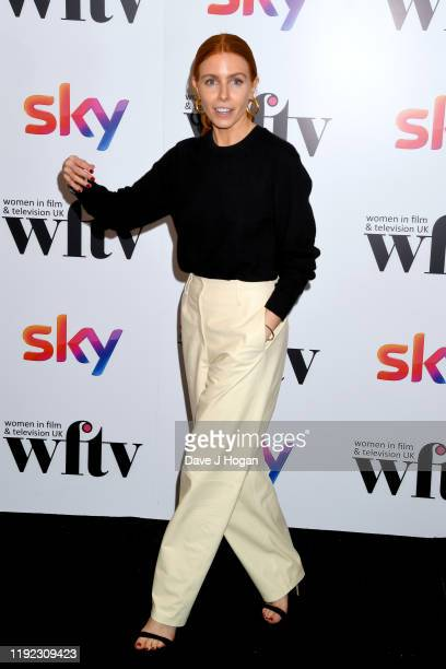 Stacey Dooley during Women in Film TV Awards 2019 at Hilton Park Lane on December 06 2019 in London England