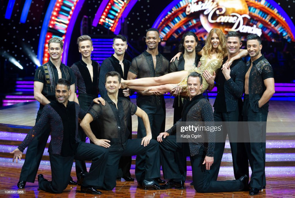 Strictly Tour 2019 - Photocall : News Photo
