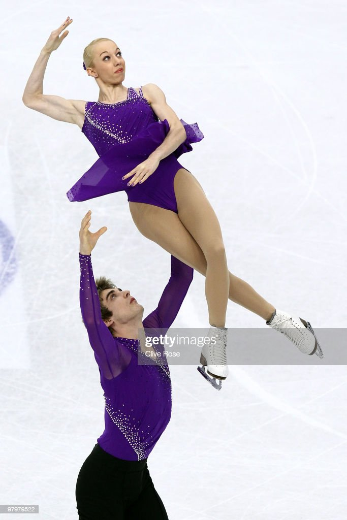 ISU World Figure Skating Championships - Day One