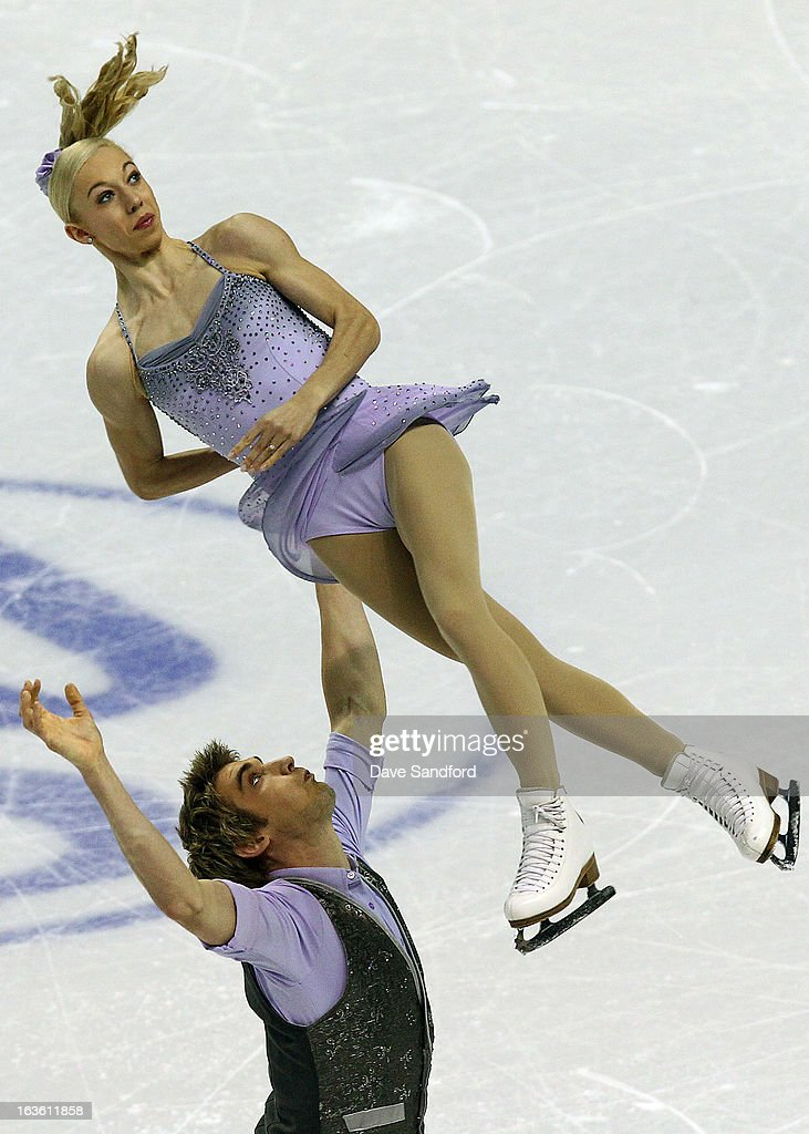 2013 ISU World Figure Skating Championships - Day 1