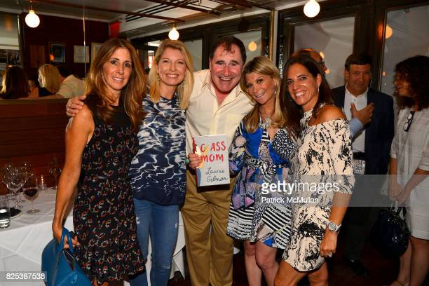 Stacey Schneider Jeannie Yerman Richard Kind Dr Robi Ludwig and Aimee Geller attend Michael Gelman Celebrates The Launch Of CLASS MOM A Novel By...